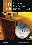 110 Irish Button Accordion Tunes, Volume 1, Dave Munnelly, 1857201957