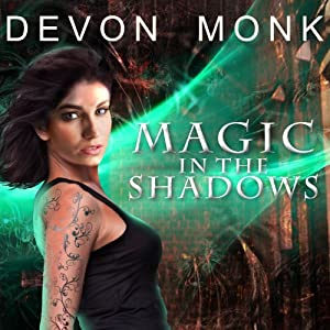 Magic in the Shadows Audiobook