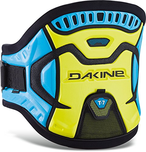Dakine Men's T-7 Windsurf Harness, Neon, Blue, L by Dakine