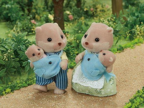 Sylvanian Families - 5359 - Otter: Familie Plansch