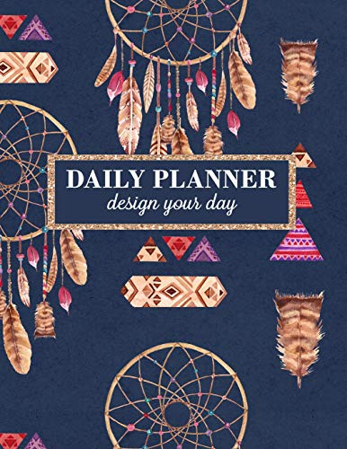 Pdf Comics Daily Planner: Plan You Day with Times Hour by Hour + To Do List, Goals & Notes Section, Undated & PROFESSIONALLY DESIGNED Daily Organizer + Scheduler, Dream Catcher, 8.5 x 11