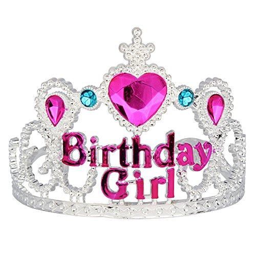Birthday Tiara for 3 – 7 Years Old