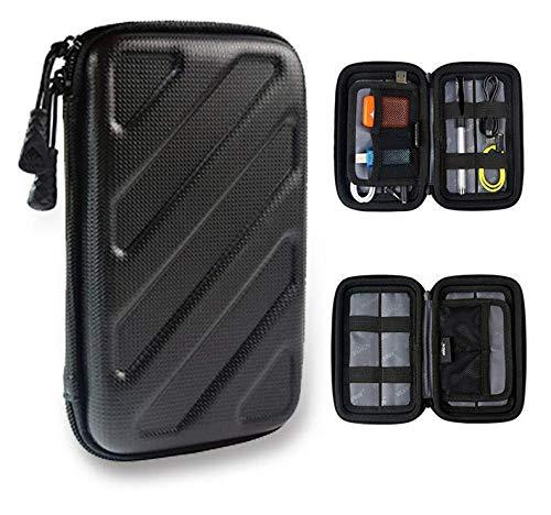 - EVA Hard Protective Portable External Charger Power Bank Shock Proof Travel Storage Case Bag Cover for Nikon Coolpix Series Digital Cameras Diabetic Organizer