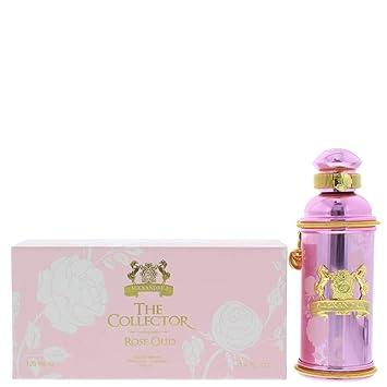 cfc0a5f7e Alexandre.J Rose Oud Eau de Parfum Spray Unisex, 100 ml: Amazon.ae