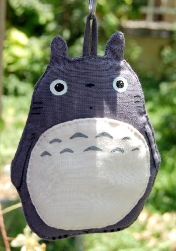 My Neighbor Totoro Iphone 5 Soft Case Fit with 4 4s 3 3gs Ipod Touch Dark Grey (Spirited Away Ipod 4 Case)