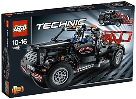 LEGO Ttechnic Pick up remolcador