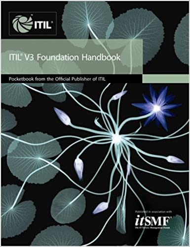 ITIL 2011 FOUNDATION HANDBOOK EBOOK DOWNLOAD