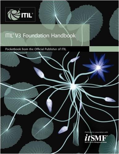 itil foundation handbook amazon