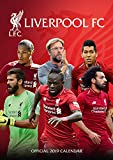 The Official Liverpool F.C. Calendar 2019
