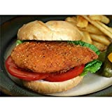 Brakebush Cayenne Kicker Breaded Breast Fillet, Fully Cooked, 5 lb, (2 count)