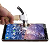 For Nokia 7 Plus Glass Screen Protector - [2