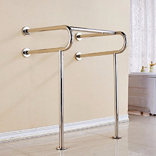 HQLCX Handrail 304 Stainless Steel Handrails And Toilet Toilet Toilet Toilet by HQLCX-Handrail