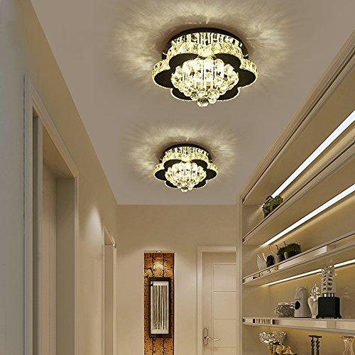 ceiling light fixture modern crystal ceiling light corridor lights