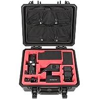 Goolsky Portable Hardshell Carrying Case Shockproof Waterproof Handheld Storage Bag for DJI Mavic AIR Drone