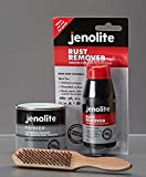 Jenolite 150g Rust Remover + 250ml Primer + Brush