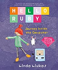 What exactly is a computer? How does it work? What is it made of? Learn all this and more with Ruby!              In Ruby's world anything is possible if you put your mind to it—even fixing her father's broken computer! Join R...