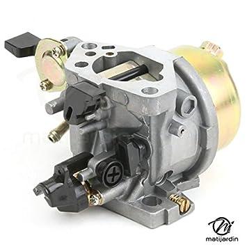 9bc3085c0dd Carburateur pour moteur Honda GX390. N° 16100 ZF6 V01 - Pièce neuve ...