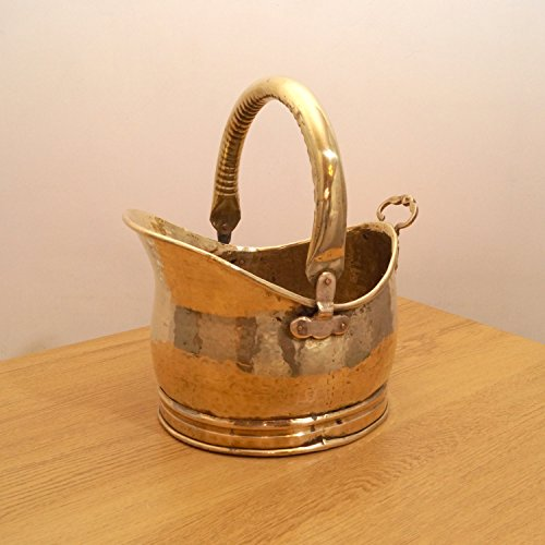 Brass Coal Bucket - 3