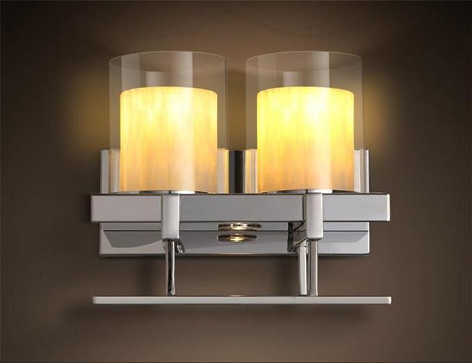 Candele Camera Da Letto : Kdld lampada da parete moderna supporto di candela della parete