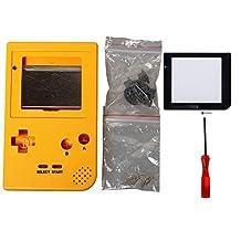 Timorn Replacement Full Housing Shell for Original Nintendo GameBoy Pocket (yellow)