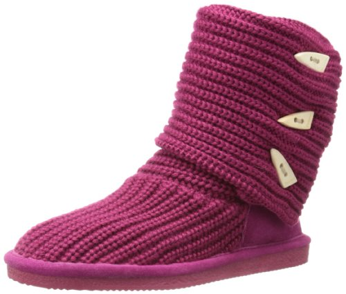 Image of BEARPAW Women's Knit Tall
