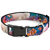 Best Buckle Down Friends For Dogs - Buckle-Down PC-WDY319-WS Dog Collar Plastic Clip Buckle, Dory Review