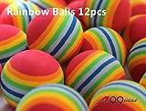 Best A99 Golf Golf Glasses - A99 Golf Rainbow Foam Ball Practice 12 Pcs Review