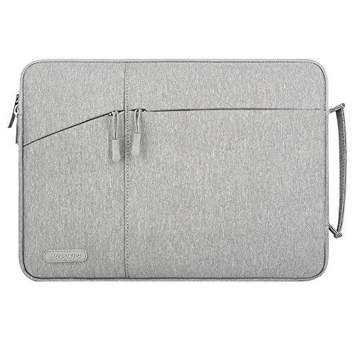 Mosiso Briefcase Polyester Carrying Notebook