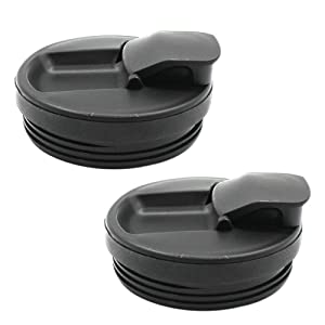 """Anbige Replacement Parts Lids for Ninja Blender, 3.35"""" lids Lids For BL450 BL454 Auto-iQ BL480 BL481 BL482 BL687 (2 spout lids)"""
