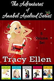 Box Set: The Adventures of Anabel Axelrod (Volumes I-V, Holiday eBook Collection)