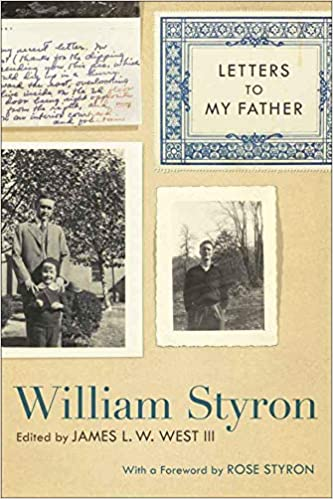 Letters to My Father (Southern Literary Studies)