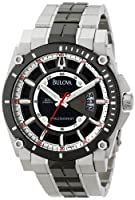 Used, needs repair; Bulova Men's 98B180 Precisionist Watch