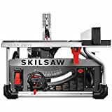Skilsaw SPT70WT-22 10' Portable Worm Drive Table Saw - Diablo Blade