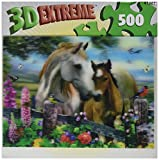 MasterPieces Lenticular Proud Parent Jigsaw Puzzle, Art Review and Comparison