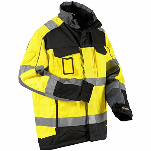 Blaklader Workwear Winter Jacket Yellow//Black L