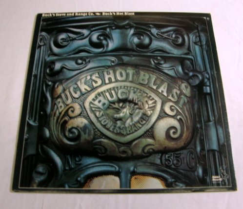 Buck's Stove and Range Co. - Buck's Hot Blast