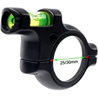 1 inch/30mm Tube Rifle Scope Bubble Level Fits Precision Shooting Competition and Hunting