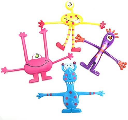 Monster bendables - 12 per order