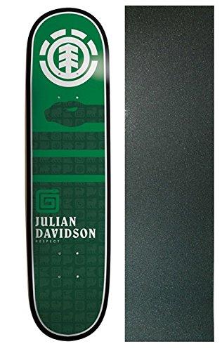Thriftwood Deck - Element Julian Chromatics Twig 7.75 Thriftwood Skateboard Deck