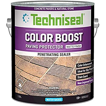 Techniseal Nulook Tinted Protector Concrete Paver