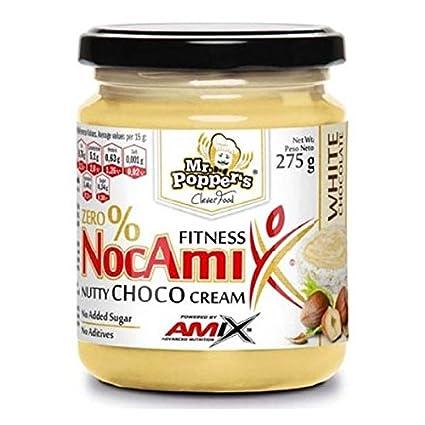 NocAmix - 275 gramos - Sabor Chocolate blanco