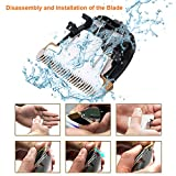 oneisall Dog Shaver Clippers Low Noise Rechargeable