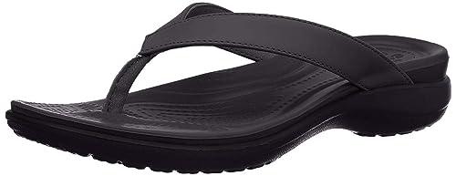 Buy crocs Women's Flip Flops at Amazon.in