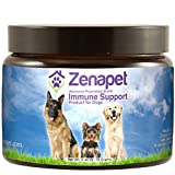 Cheap Zenapet Dog Immune Support-Immune Booster for Dogs-Safeguard Your Dog's Immune System-Premier Superfood Supplement for Your Pet-Natural Vitamins for Dogs in Food Form with Antioxidant Support