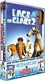 L'Age de glace 2 / Dr Dolittle 3 - Coffret 2 DVD