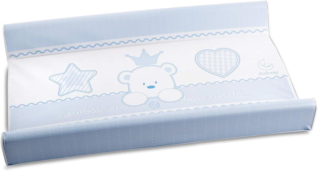 ITALBABY 050.6010-28 Fasciatoio Baby Re Azzurro