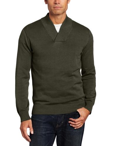 John Henry Men's Cross-Over Sweater