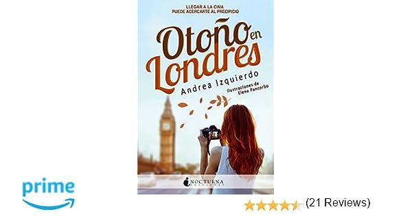 Otoño en Londres: 32 (Literatura Mágica): Amazon.es: Izquierdo ...