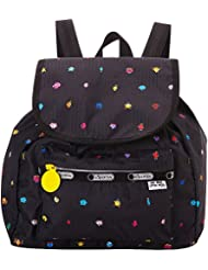 LeSportsac Mr Men Little Miss, Small Edie Backpack, Happyland