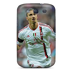 For Galaxy S3 Premium Tpu Cases Covers Ibrahimovic Protective Cases